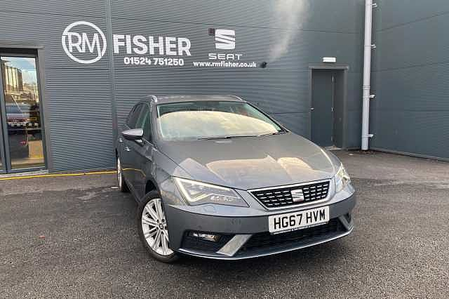 SEAT Leon Estate 1.4 EcoTSI XCELLENCE Tech 150PS
