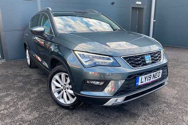 SEAT Ateca SUV 1.0 TSI (115ps) SE L 5-Door