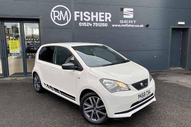 SEAT Mii 1.0 FR-Line (75PS) Hatchback 5-Door