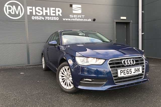 AUDI A3 2.0 TDI (150 PS) SE Technik